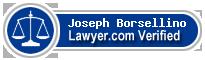 Joseph C. Borsellino  Lawyer Badge