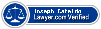 Joseph P. Cataldo  Lawyer Badge