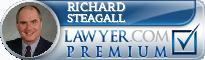 Richard L. Steagall  Lawyer Badge