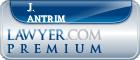 J. Michael Antrim  Lawyer Badge