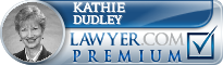 Kathie B. Dudley  Lawyer Badge