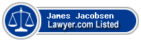 James Jacobsen Lawyer Badge