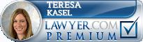 Teresa E. Kasel  Lawyer Badge