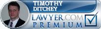 Timothy J. Ditchey  Lawyer Badge
