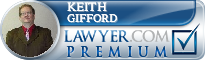 Keith E. Gifford  Lawyer Badge