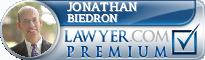 Jonathan J. Biedron  Lawyer Badge