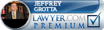 Jeffrey C. Grotta  Lawyer Badge