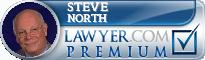 Steve North  Lawyer Badge