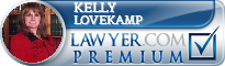 Kelly L. Lovekamp  Lawyer Badge
