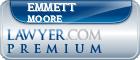 Emmett Moore  Lawyer Badge