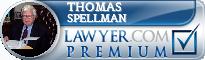 Thomas J. Spellman  Lawyer Badge