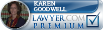 Karen Goodwell  Lawyer Badge