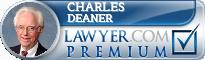 Charles W. Deaner  Lawyer Badge