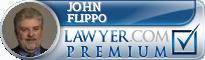 John W. Flippo  Lawyer Badge