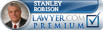 Stanley E. Robison  Lawyer Badge