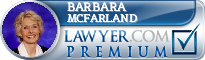 Barbara P. McFarland  Lawyer Badge