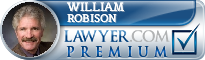 William D. Robison  Lawyer Badge