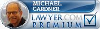 Michael A. Gardner  Lawyer Badge