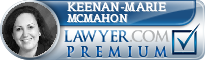 Keenan-Marie McMahon  Lawyer Badge