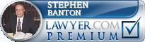 Stephen C. Banton  Lawyer Badge