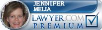 Jennifer Melia  Lawyer Badge
