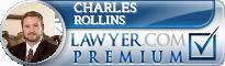 Charles Evan Rollins  Lawyer Badge