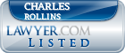 Charles Rollins Lawyer Badge