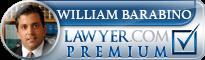 William J. Barabino  Lawyer Badge