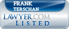 Frank Terschan Lawyer Badge