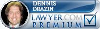 Dennis A. Drazin  Lawyer Badge