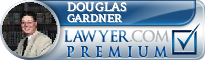 Douglas L. Gardner  Lawyer Badge
