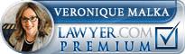 Veronique Malka  Lawyer Badge