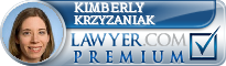 Kimberly J. Krzyzaniak  Lawyer Badge
