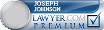 Joseph M. Johnson  Lawyer Badge