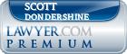 Scott A. Dondershine  Lawyer Badge