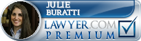 Julie Buratti  Lawyer Badge