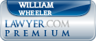 William W. Wheeler  Lawyer Badge
