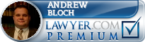 Andrew R. Bloch  Lawyer Badge