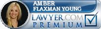 Amber Flaxman Young  Lawyer Badge
