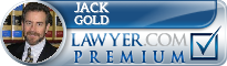 Jack A. Gold  Lawyer Badge