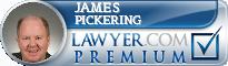 James H. Pickering  Lawyer Badge
