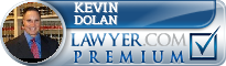 Kevin N. Dolan  Lawyer Badge