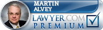 Martin L. Alvey  Lawyer Badge