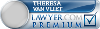 Theresa Van Vliet  Lawyer Badge