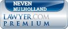 Neven J. Mulholland  Lawyer Badge
