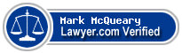 Mark L. McQueary  Lawyer Badge
