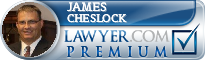James S. Cheslock  Lawyer Badge