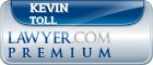 Kevin Scott Toll  Lawyer Badge