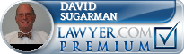 David W. Sugarman  Lawyer Badge
