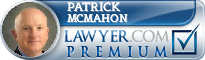 Patrick McMahon  Lawyer Badge